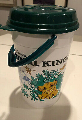 Animal Kingdom Popcorn Bucket The Lion King Simba Timon Walt Disney World WDW