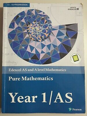 Alevel Pure Maths Edexcel Year 1 Textbook