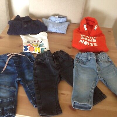 Bundle of boys clothes, age 3-6 months, Next, Mothercare