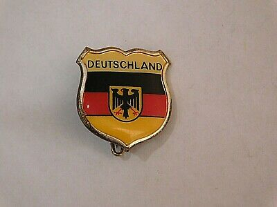Vintage German Bavarian Octoberfest Hat Pin Brooch - DEUTSCHLAND