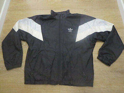 ADIDAS ORIGINAL TRAININGSJACKE Vintage Retro Oldschool Shirt