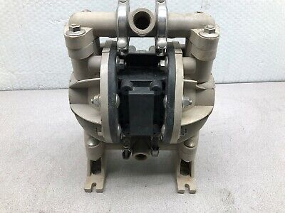 Used Aro Double Diaphragm Pneumatic Pump 666053-311