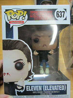 Funko POP Eleven Elevated - Stranger Things #637