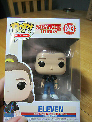 Funko POP Eleven - Stranger Things #843