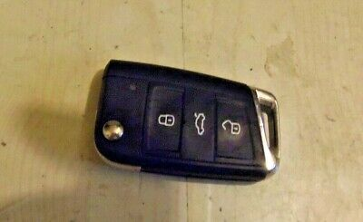 vw golf remote key fob