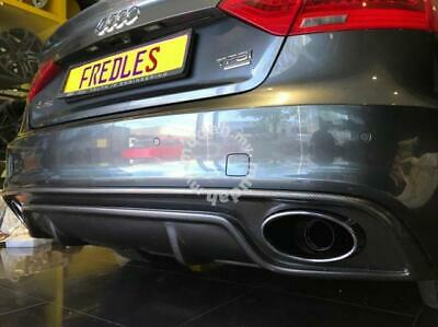 Audi A5 Coupe Sline Diffusor