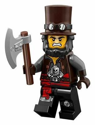 Apocalypseburg abe avec sachet Mini figurine the lego movie serie 2 71023