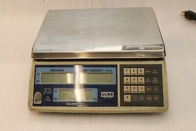 Uline Industrial Counting Scale H-1115  - 15 lbs