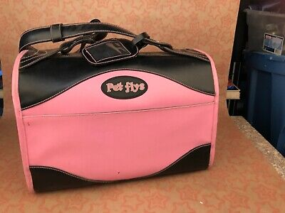 Pet Flys Airline Approved Pink Princess Crown Pet Carrier Free Shipping!
