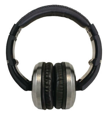 CAD Audio MH510CR Closed-back Studio Headphones - Chrome - Two Cables Two Sets E