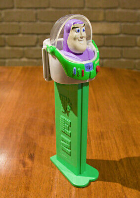 Buzz Lightyear Large 30Cm Pez Dispenser Toy Story 2010