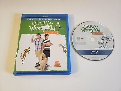 Diary of a Wimpy Kid: Dog Days (Bluray, 2012) [BUY 2 GET 1]