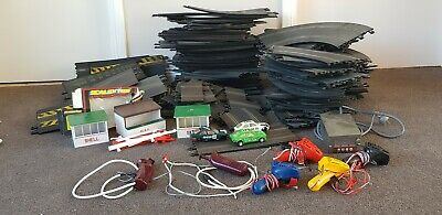 scalextric slot car set