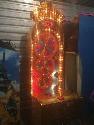 Triple Spin Family Fun Ticket Redemption Arcade Game! Shipping Available!