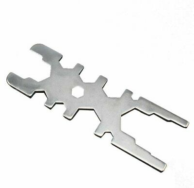 Multifunctional Carbon Steel Wrench Spanner Bathroom Faucet Shower Head