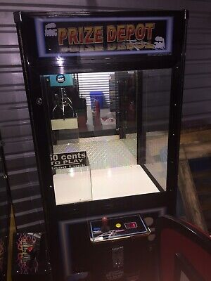"""31"""" PRIZE DEPOT Crane Claw Machine Arcade Game! Shipping Available!"""