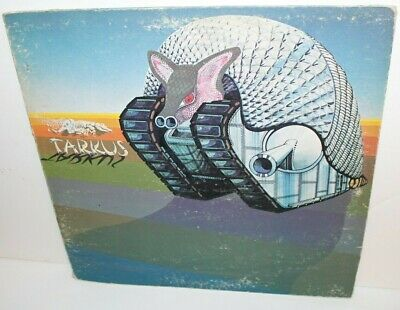 Tarkus Emerson Lake & Palmer Vintage Vinyl LP Record Album SD 9900 Cotillion ELP