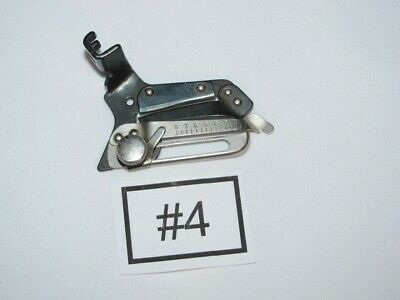 #4  Singer Featherweight 221 Adjustable Hemmer  - Sewing Accessories