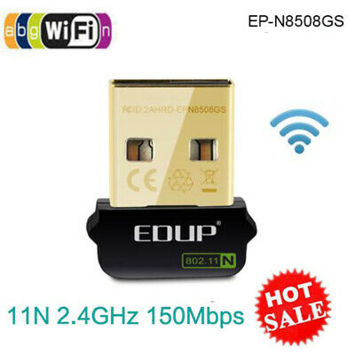 USB WiFi Receiver Transmitter 150Mbps Wireless Network Adapter 802.11n//g//bDongle