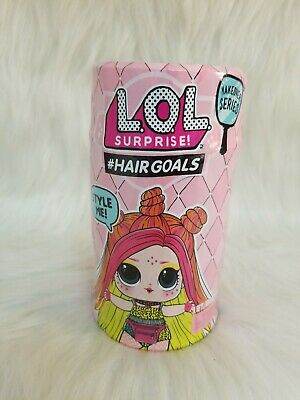 LOL Surprise Hairgoals Makeover Series Wave 2 Big Sister Doll~New Factory Sealed