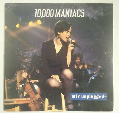 10.000 Maniacs MTV Unpugged Laserdisc USA 1994