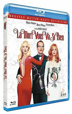 blu ray  LA MORT VOUS VA SI BIEN  ( Death Becomes Her ) neuf
