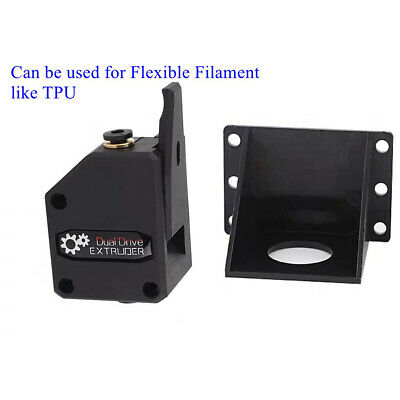 TPU BMG Extruder Bowden Dual Drive Extruder for BLV MGN CUBE Creality 3D printer