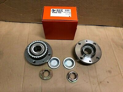 Key Parts KWB789 Wheel Bearing Kit for Peugeot 406 - with ABS - Rear