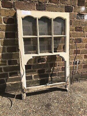 Reclaimed Old Edwardian Sash Wooden Window