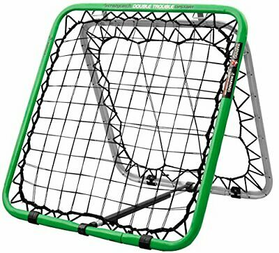 Crazy Catch Upstart 2.0 Double Trouble Sport Rebounder Net