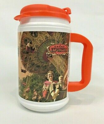 Silver Dollar City Refillable Mugs Grandfathered Refills 2007 $1.75 Cup