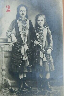† 1881 Real Picture Therese Of Lisieux Child Relic Sancta Teresia Jesu Infante