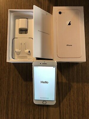 Apple iPhone 7 - 32GB - White (AT&T/GSM Unlocked) A1778 (GSM) (D10)