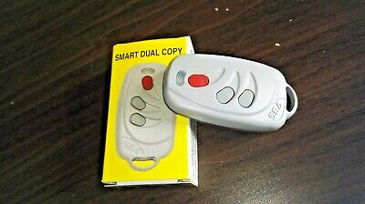 3 Channel SEA SMART Dual Copy 3ch remote control frequency 433,92 MHz