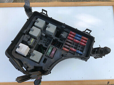 1999-2002 SAAB 9-3 MOTOR ENGINE FUSE RELAY BOX Panel 2.0L 93 2000 2001 4230017