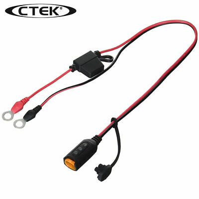 CTEK Comfort Connect Car Battery Level/Status Indicator Eyelet 56-382 - New