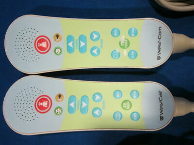 WestCall Bedside Patient Remotes pair of 2  used