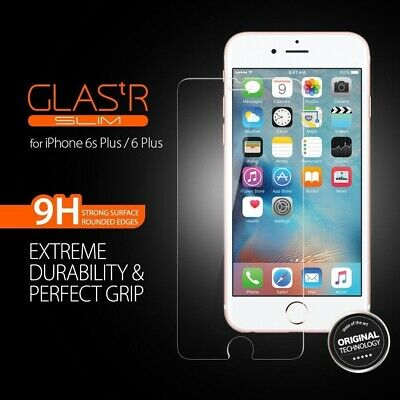 Spigen GlasTR TEMPERED GLASS Screen Protector 2 Pack For iPhone 6 6s Plus SE 5s