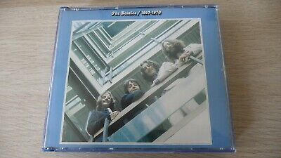 the beatles 1967/1970 double cd-1993
