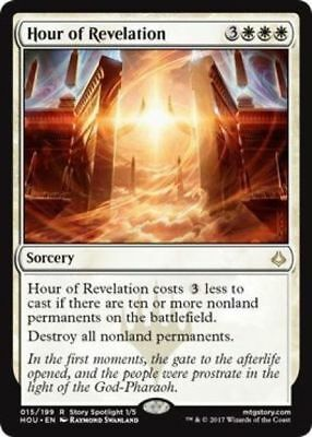 OtBG MTG Magic Rare LP Light Play Hour of Revelation  HOU Hour of Devastation