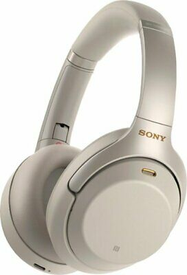 Sony WH-1000xm3/S Wireless Noise Canceling Overhead Headphones-Silver !!!NEW!!!