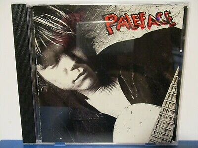 PALEFACE - Self-Titled - CD - MINT condition - 19-2022