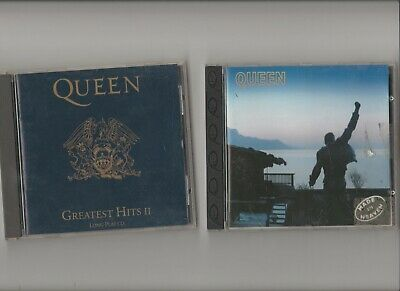Queen : Greatest Hits II + Made in Heaven / TWO CD Albums