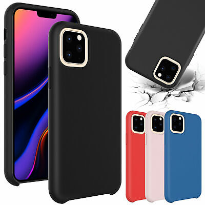 For iPhone 11/11 Pro/11 Pro Max Case Shockproof Soft Otterbox Armor Slim Cover