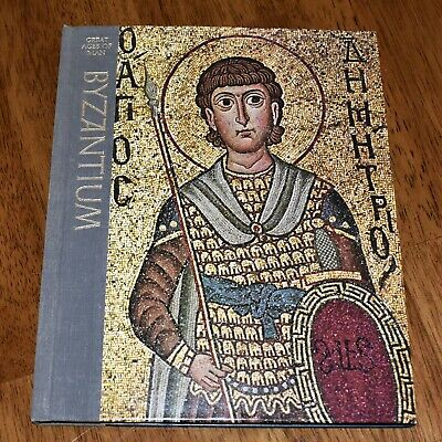 Byzantium Time Life Great Ages of Man Hardcover Illustrated 1975