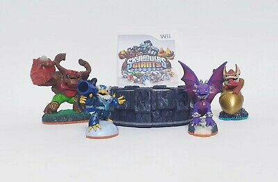 Nintendo Wii Skylanders Giants Starter Pack and Bundle with Portal and Game