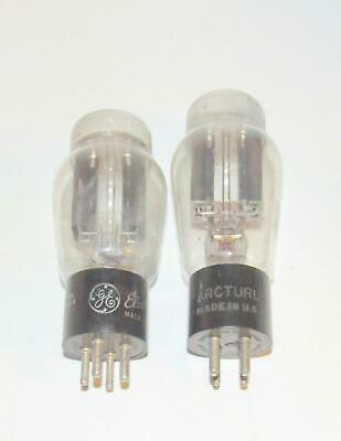 2 Type 83 rectifier vacuum tubes.   For Hickok, TV-7 tube testers, etc.
