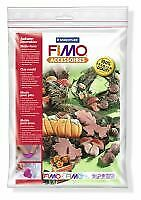 FIMO clay mould Autumn Decorations