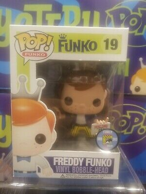 Funko Pop! Freddy Funko Ace Ventura #19 SDCC 2013 LE 1/200 Fundays (No Reserve)