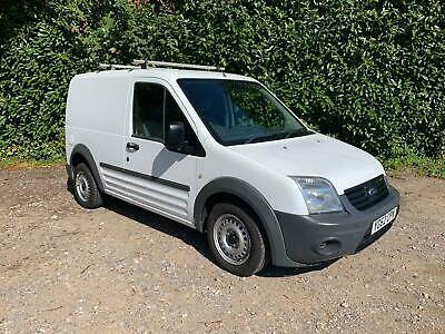 2012 62 Ford Transit Connect Van T200 5 Speed Manual E/W Low Miles No Vat!
